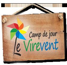 Camp de jour le Virevent Chambly Logo